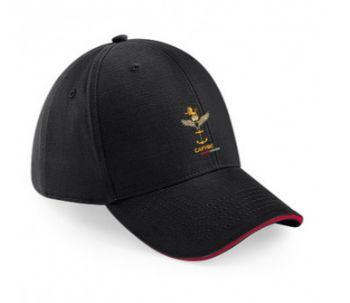 CAFVBC Embroidered Baseball Cap
